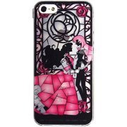 gourmandise Revolutionary Girl Utena iPhone5/5S Shell Jacket: Stained Glas UT-02D (Japan)