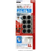Extra Pad for 3DS LL (Black) (Japan)