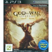 God of War: Ascension [Ultra Pop] (Chinese & English Sub) (Asia)