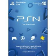 PlayStation Network 40 SGD PSN CARD SG (Singapore)