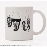 Theatrhythm Final Fantasy Curtain Call Mug Cup (Japan)