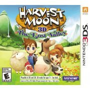 Harvest Moon 3D: The Lost Valley (US)