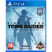 Rise of the Tomb Raider: 20 Year Celebration [Limited Artbook Edition] (Europe)