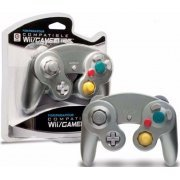 CirKa Wired Controller For Wii/GameCube (Silver) (US)