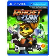 The Ratchet & Clank Trilogy (Europe)
