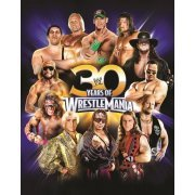 30 Years of WrestleMania (Hardcover) (US)