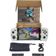 Phonejoy Bluetooth Game Controller (White) (Advanced Bundle)