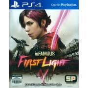 Infamous: First Light (Chinese & English Sub) (Asia)