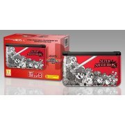 Nintendo 3DS XL Super Smash Bros. Edition (Red) (Europe)