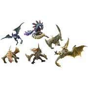 Capcom Figure Builder Monster Hunter: Standard Model Plus Vol.1 (Set of 6 pieces) (Japan)