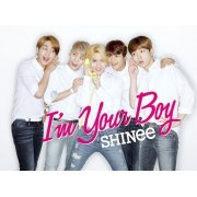 I'm Your Boy [CD+DVD Limited Edition Type B] (Japan)