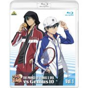 Prince Of Tennis Ova Vs Genius10 Vol.1 [Limited Edition] (Japan)