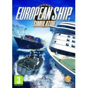 European Ship Simulator (DVD-ROM) (Europe)