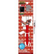 Expand! Mascot Touch Pen for 3DS LL (Genshi Groudon) (Japan)