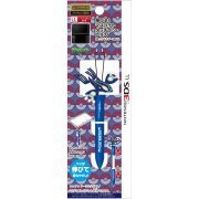Expand! Mascot Touch Pen for 3DS LL (Genshi Kyogre) (Japan)