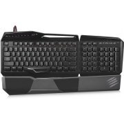 Mad Catz S.T.R.I.K.E.TE Mechanical Gaming Keyboard (Gloss Black)