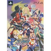 Makai Senki Disgaea 5 [Limited Edition] (Japan)