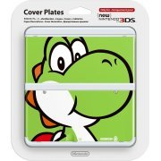 New Nintendo 3DS Cover Plates No.004 (Yoshi) (Japan)