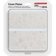 New Nintendo 3DS Cover Plates No.023 (Emboss) (Japan)