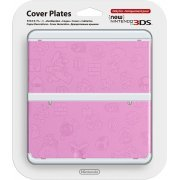 New Nintendo 3DS Cover Plates No.025 (Emboss) (Japan)