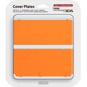 New Nintendo 3DS Cover Plates No.033 (Orange) (Japan)