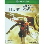 Final Fantasy Type-0 HD (English & Japanese Subs) (Asia)