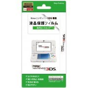 Screen Guard for New 3DS (Antifouling Type) (Japan)