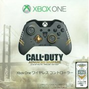 Xbox One Wireless Controller [Call of Duty: Advanced Warfare Limited Edition] (Japan)