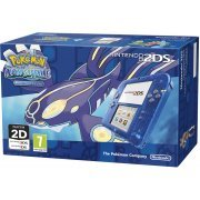 Nintendo 2DS (Transparent Blue) (Europe)