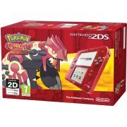 Nintendo 2DS (Transparent Red) (Europe)