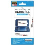 Screen Guard for New 3DS LL (Blue Light Cut Type) (Japan)