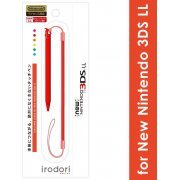 Touch Pen Leash for New 3DS LL (Red) (Japan)