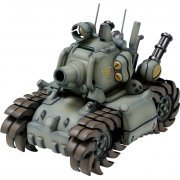 Metal Slug 1/2 Scale Plastic Model Kit: SV-001/I Metal Slug (Re-run) (Japan)