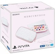 Playstation Vita Mercuryduo Premium Limited Edition (Light Pink White) (Japan)