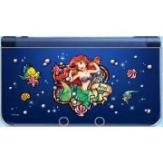 Character Cover for New 3DS LL (Stained Ariel) (Japan)