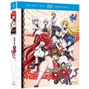 High School DxD New: The Series [Blu-ray+DVD] (US)