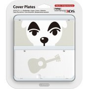 New Nintendo 3DS Cover Plates No.041 (Animal Crossing Totakeke) (Japan)