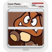 New Nintendo 3DS Cover Plates No.051 (Goomba) (Japan)