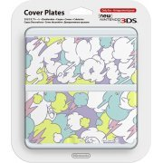 New Nintendo 3DS Cover Plates No.053 (Kyarypamyupamyu Design Kawaii) (Japan)