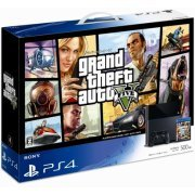 PlayStation 4 System [Grand Theft Auto V Pack] (Japan)