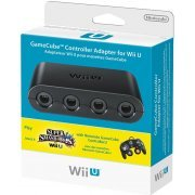 GameCube Controller Adapter for Wii U (Europe)