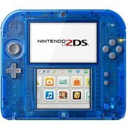 Nintendo 2DS (Crystal Blue) (US)