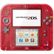 Nintendo 2DS (Crystal Red) (US)