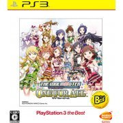 The Idolm@ster One for All (PlayStation 3 the Best) (Japan)