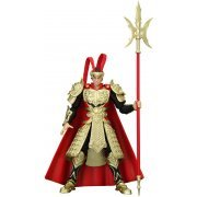 Legends of the Three Kingdoms Action Figure: Ryukon Lu Bu Limited Edition (Japan)