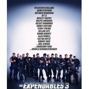 The Expendables 3 (Hong Kong)