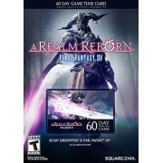 Final Fantasy XIV: A Realm Reborn (60-Day Game Time Card) digital (US)