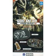 God Eater 2 Rage Burst Accessory Set for Playstation Vita PCH-2000 (Japan)