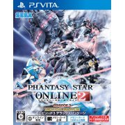 Phantasy Star Online 2 Episode 3 [Deluxe Package] (Japan)