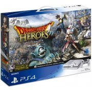PlayStation 4 System [Dragon Quest Metal Slime Edition] (Asia)